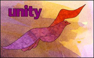 Dove unity logo